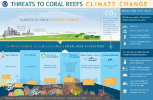 Threats to Coral Reefs - Climate Change