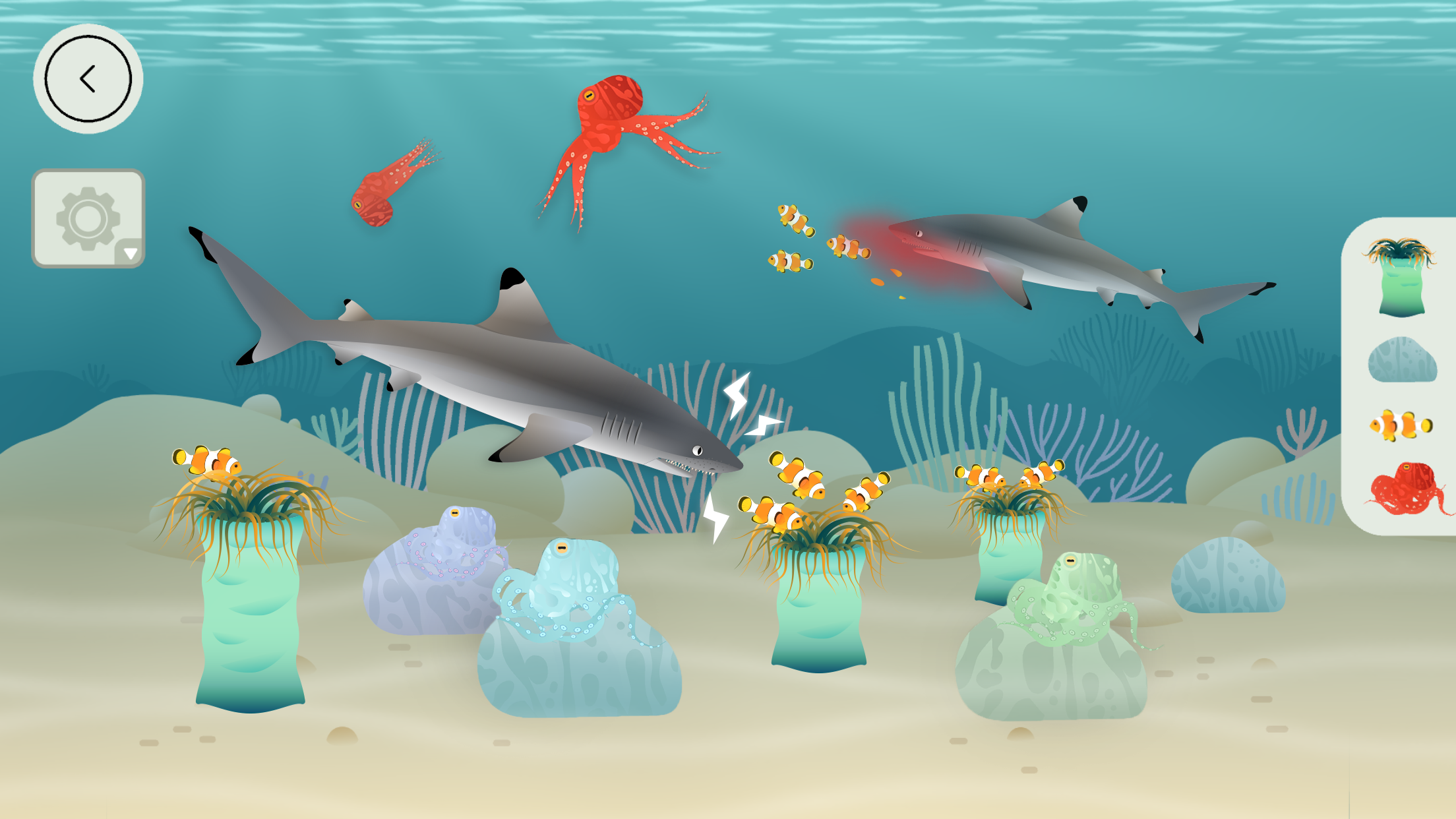 Tinybop releases its 10th STEM app for young scientists, Coral Reef