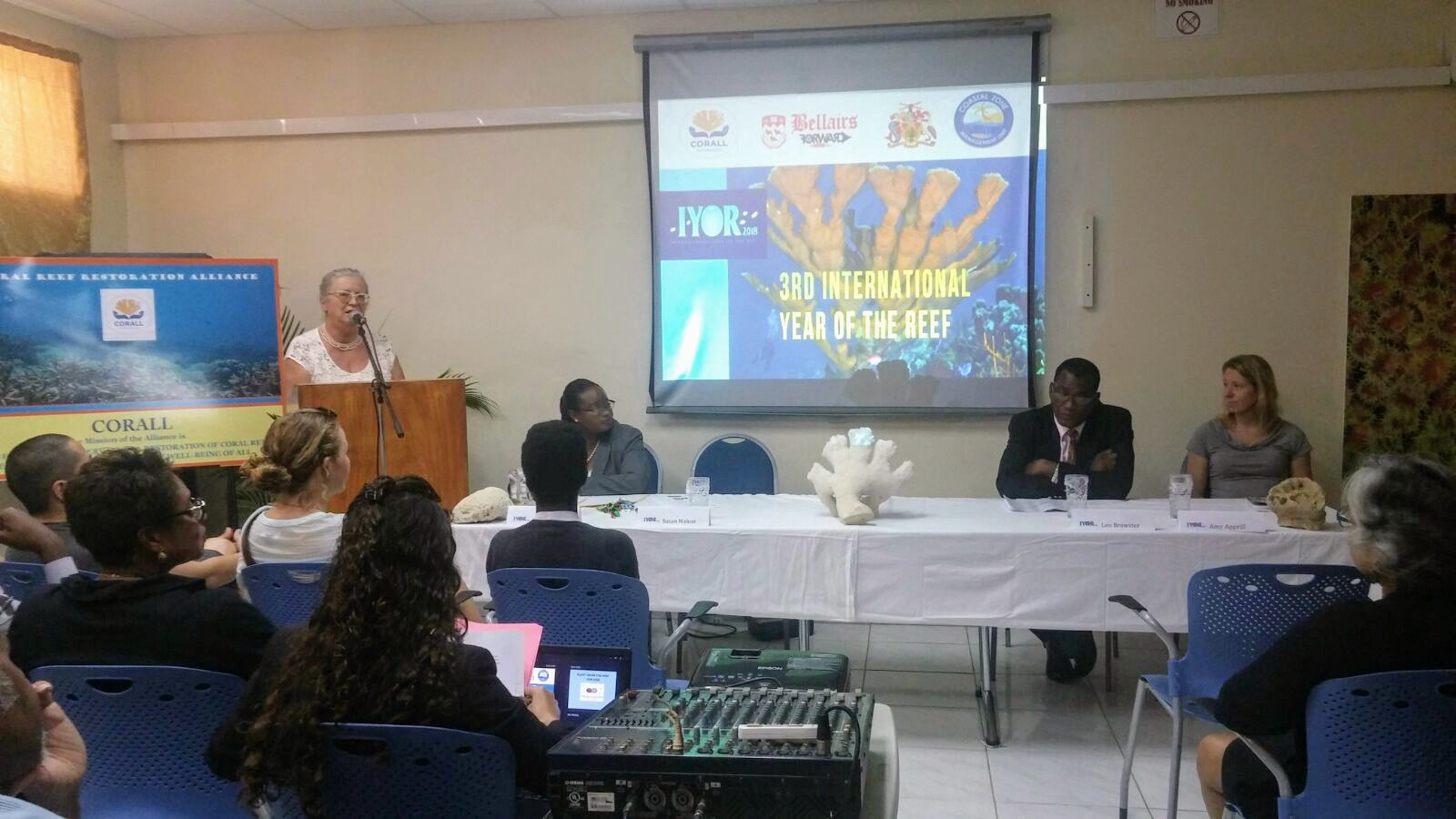 Barbados joins in observance of IYOR