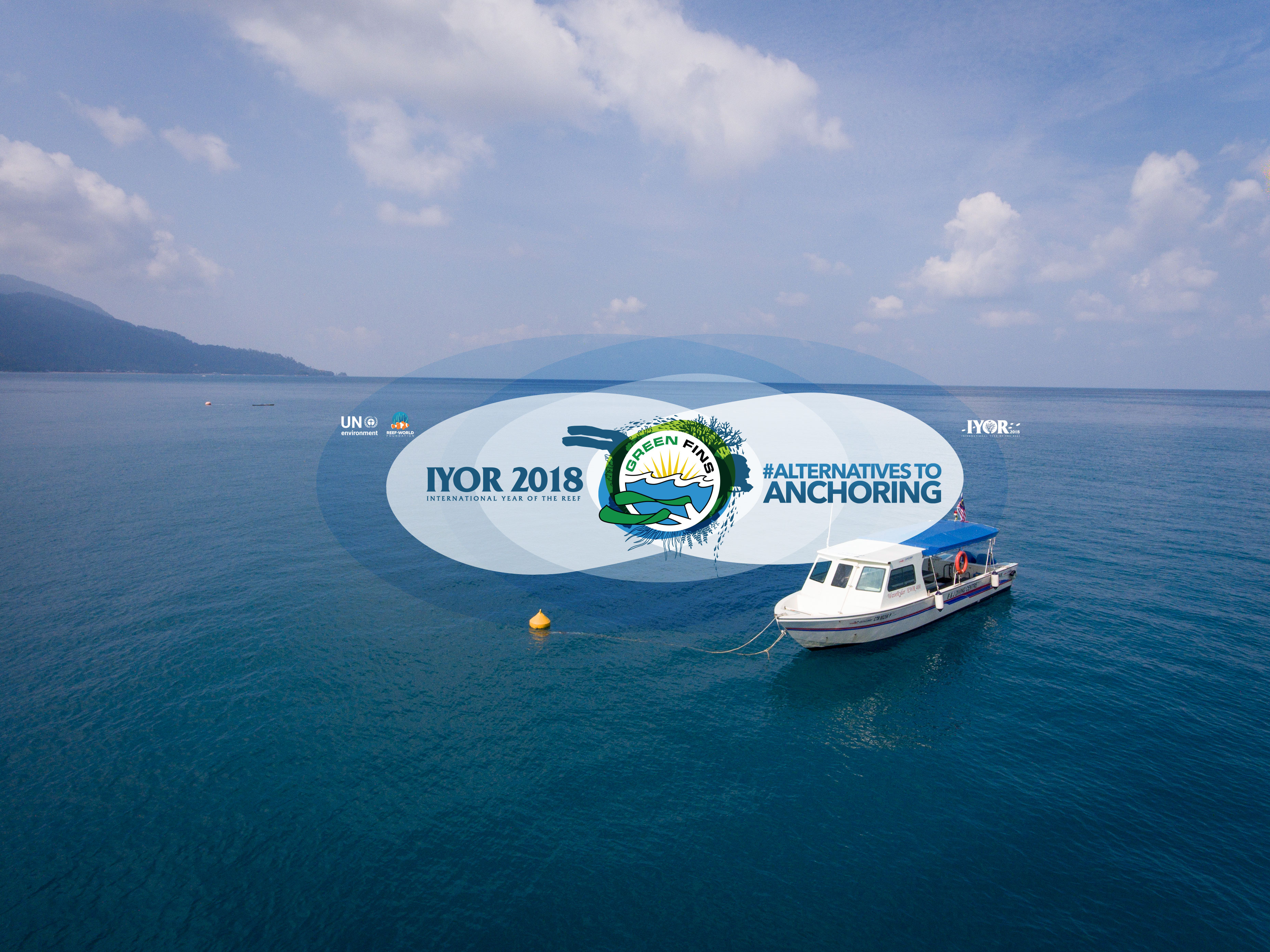 Green Fins IYOR Campaign: Alternatives to Anchoring