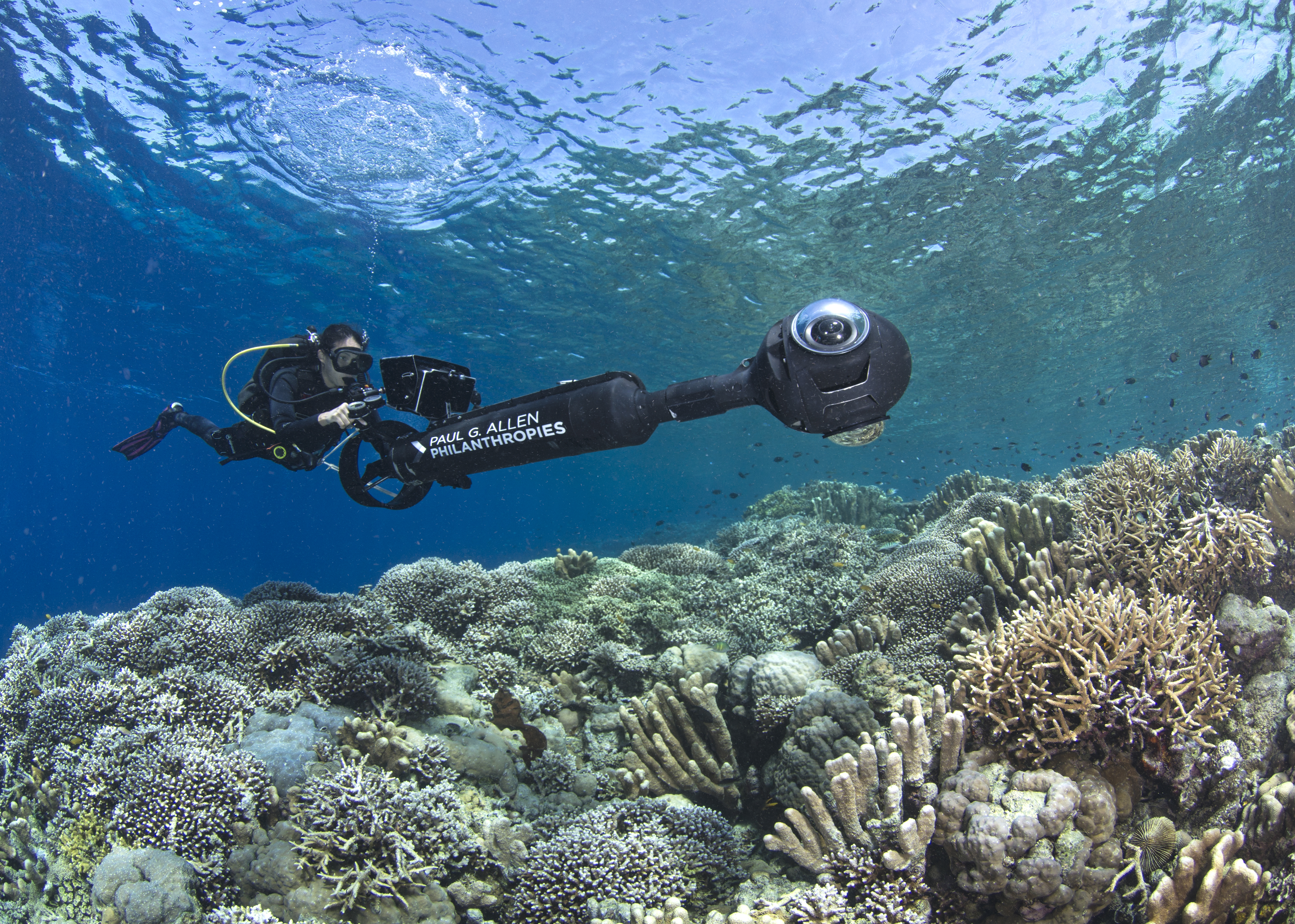Advanced Technology Shows the Future of Coral Reef Monitoring