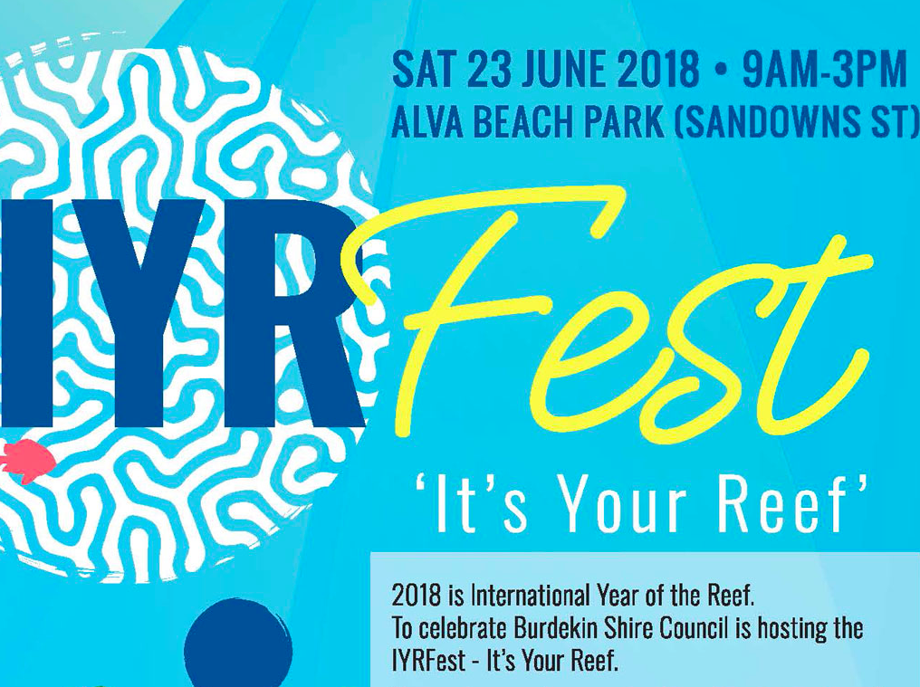 'It's Your Reef' Festival Celebrates IYOR