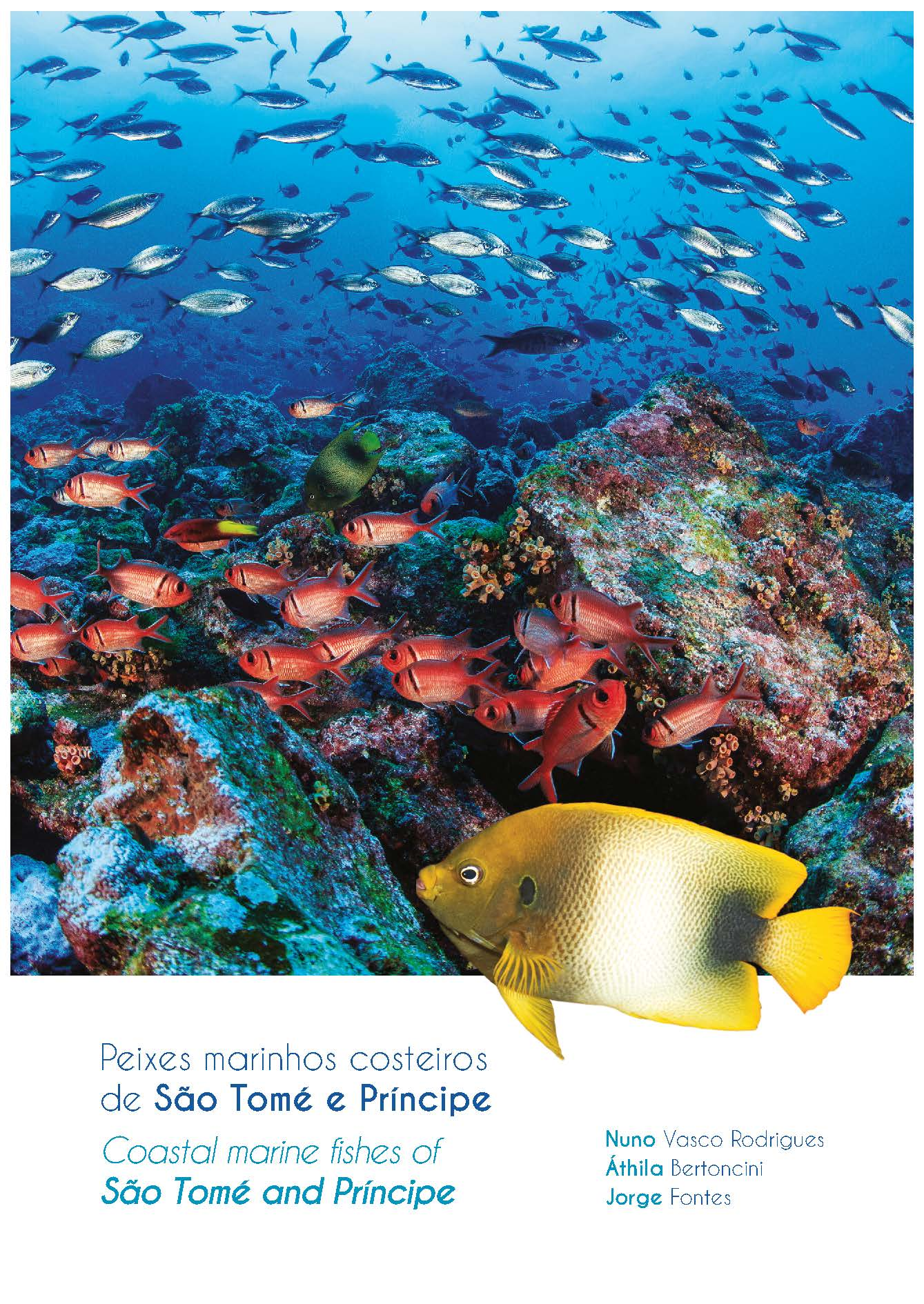 Book launch: Coastal Marine Fishes of São Tomé and Principe