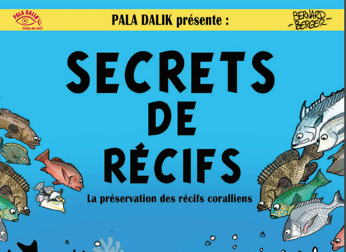 Pala Dalik- Comic Strip (French)